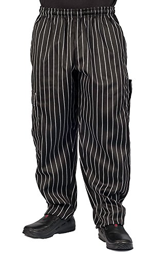 Unisex Baggy Chef Pants - 9