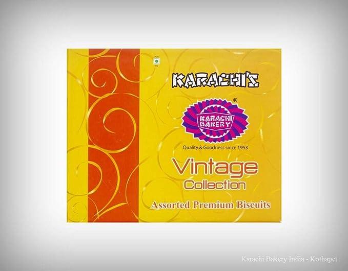 Karachi Bakery Biscuits Pack, 400 g: Amazon in: Grocery & Gourmet Foods