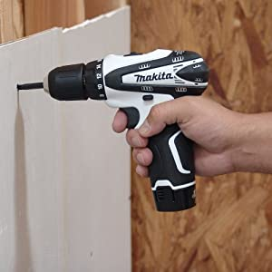 Makita LCT209W 12-Volt Max Lithium-Ion Cordless Combo Kit, Black, 2-Piece