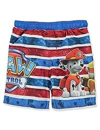 Paw Patrol Little Boys' Toddler Boardshorts - blue/multi, 3t