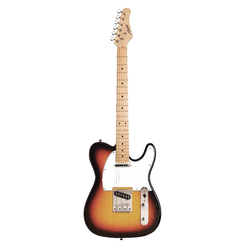 Austin Guitars ATC200SB - Guitarra eléctrica, color sunburst: Amazon.es: Instrumentos musicales
