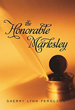 book cover of The Honorable Marksley