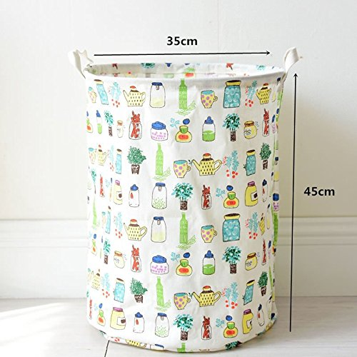 BranXin - Laundry Basket 3545 CM Sundries Storage Container