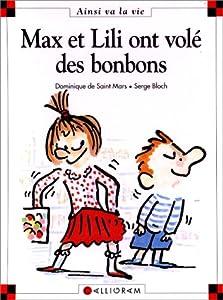 """Afficher """"Max et Lili ont volé des bonbons"""""""