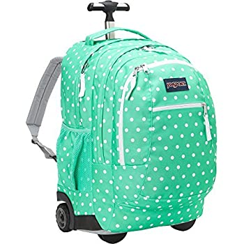 Amazon.com: JanSport Driver 8 Rolling Backpack with Wheels