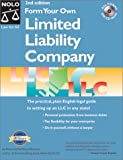 img - for Form Your Own Limited Liability Company (2nd Ed.) book / textbook / text book