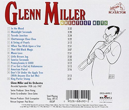 Glenn Millers All Time Greatest Hits