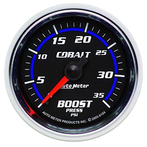 Auto Meter 6104 Cobalt Mechanical Boost Gauge
