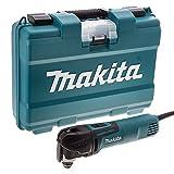 Makita TM3010CK/2 Multi Tool, 320 W, 240 V, Blue, SMALL