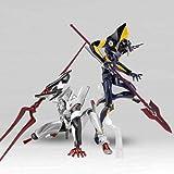 Revoltech Evangelion Evolution Eva Unit 4 & Mark.06 Premium Box Set [JAPAN] by Kaiyodo