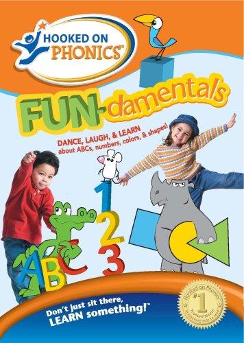 Fun Phonics Dvd - 1