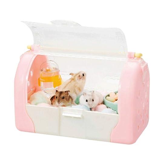 Pet supplies Hamster Hamster Marca Jaula Externa suministra Jaula ...