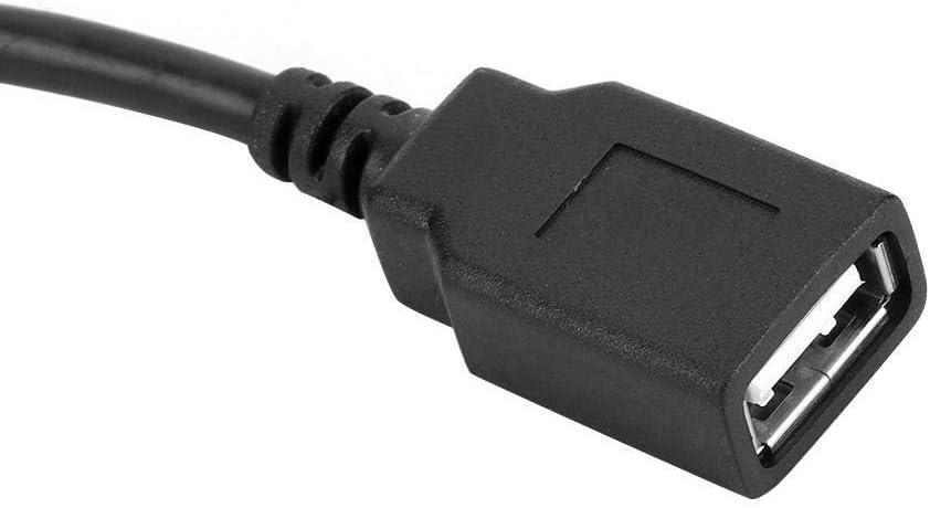 Broco Host-Steuerungsbildschirm USB-Kabel gepasst for Peugeot 308 308s 408 Citroen RCC