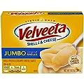 Velveeta Shells & Cheese Jumbo Original, 10.1 Ounce