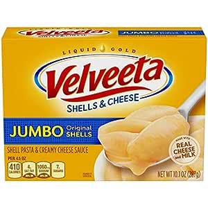 Velveeta Original Jumbo Shells & Cheese (10.1 oz Box)