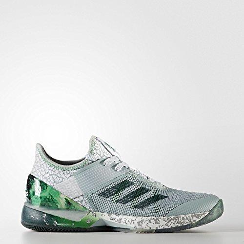 adidas Adizero Ubersonic 3W Jade Womens Tennis Shoe (Size 9 US)