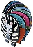 Chunky Safari Zebra (Chunky Safari Books)