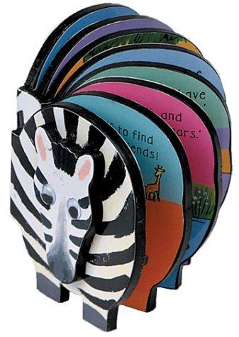 Download Chunky Safari Zebra (Chunky Safari Books) PDF