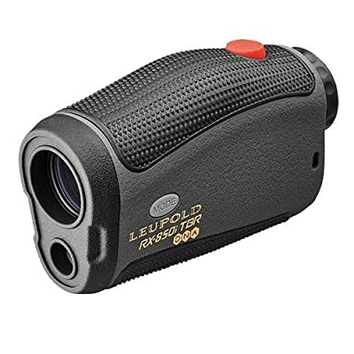 Leupold RX-850i TBR with DNA Laser Rangefinder Black/Gray 3 Selectable Reticles by Leupold