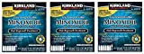 6 Months Kirkland Minoxidil 5 percentage Extra Strength Hair Loss Regrowth Treatment Men, 2 oz (Set of 18)