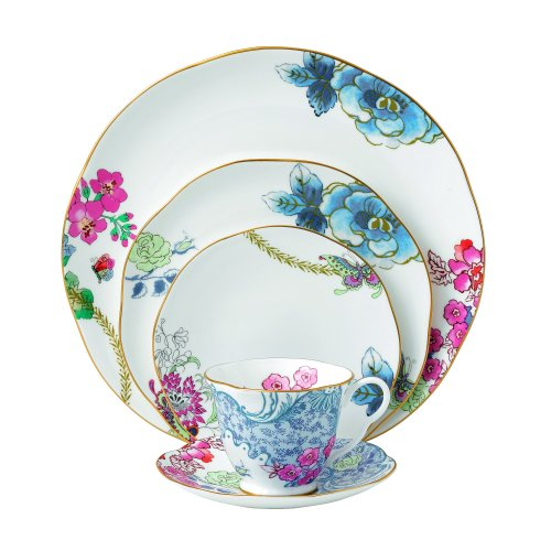 Wedgwood Butterfly Bloom 5-Piece Place Setting Set