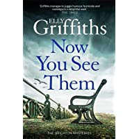 Now You See Them: The Brighton Mysteries 5