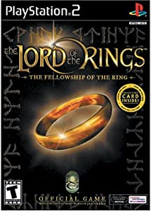 Amazon com: Lord of the Rings: Fellowship of the Ring - PlayStation