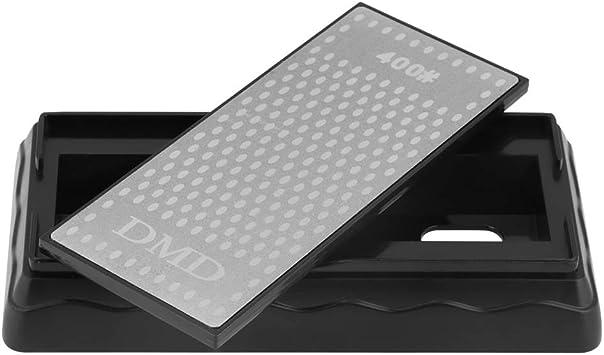 200 x 70 mm Diamantschleifstein 400 /& 1000 K/üchenmesser Schleifstein