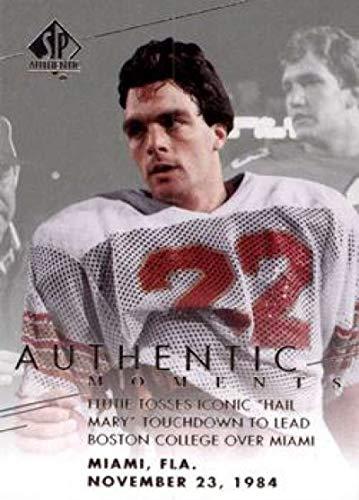 2014 Upper Deck SP Authentic #161 Doug Flutie NFL Football Card ()