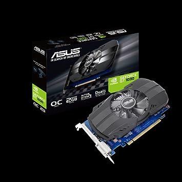 Mondonatura srl Tarjeta gráfica ASUS NVIDIA GeForce gt1030,2 GB ...