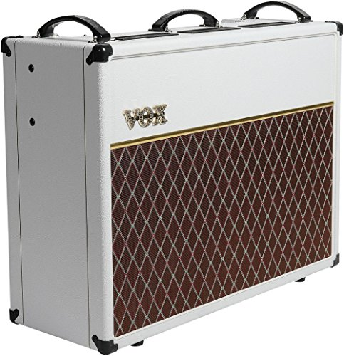 VOX AC30C2WB Limited White Bronco Electric Guitar Amplifier by Vox