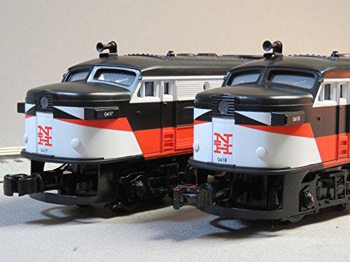 LIONEL LIONCHIEF+ NEW HAVEN FA AA DIESELS #417-418 w/BLUETOOTH o gauge Aa Diesel Locomotive