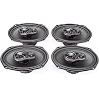 2007-2015 Nissan Sentra Complete Factory Replacement Speaker Package by Skar Audio