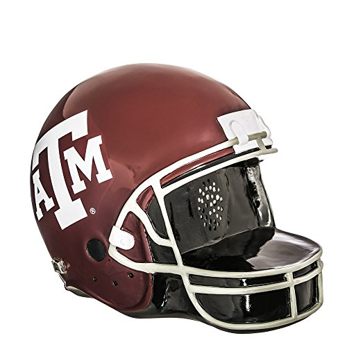 Team Sports America Texas A&M Aggies Helmet Bluetooth Speaker by Team Sports America