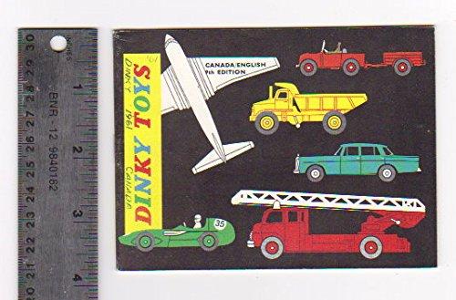 Meccano Dinky Toys (Dinky Toys Catalogue 1960 : UK Edition)