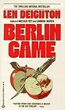 Berlin Game (Bernard Samson, Book 1)