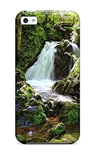 Hot New Waterfall Case Cover For Iphone 5c With Perfect Design