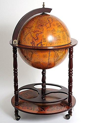 Globe Drinks Cabinet Floor Standard