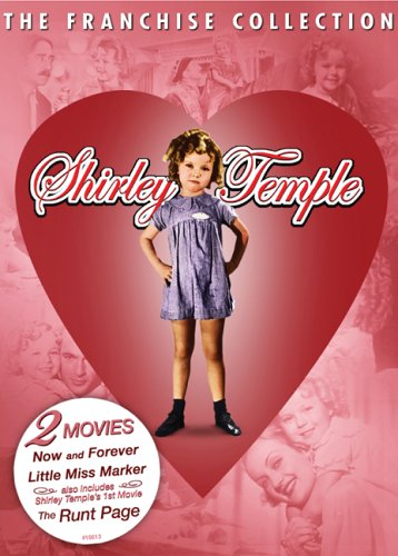 Shirley Temple: Little Darling Pack (Little Miss Marker/Now and Forever/The Runt (Selah Collection)