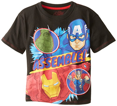 Marvel Boys Avengers Assemble T-Shirt