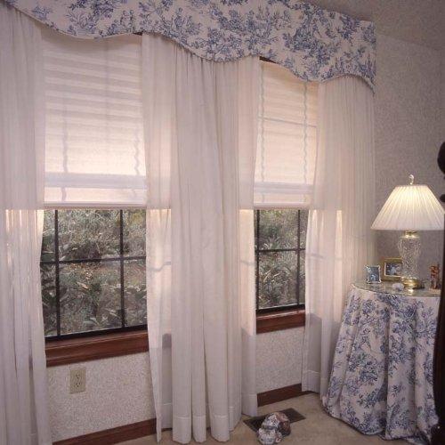Redi Shade 3405092 White Fabric Window Shade, 36-by-72-Inch