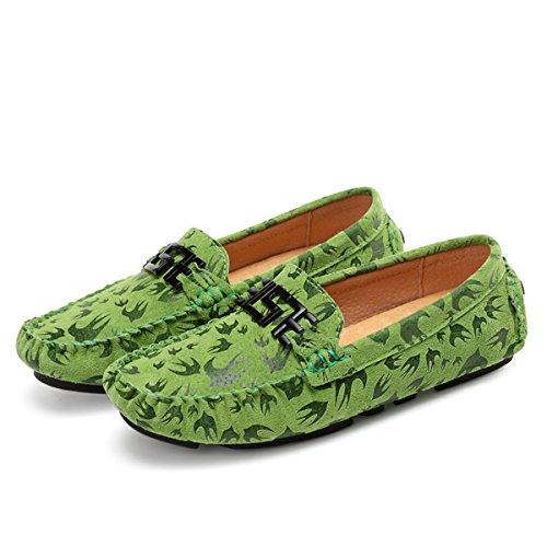 Miyoopark - zapatilla baja mujer Verde