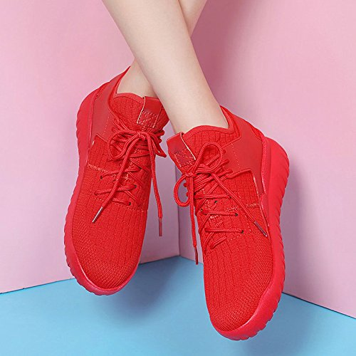 Plana Salvajes De Zapatos Coreana AJUNR Deportivos Otoño Base Correr Versión De De Zapatos Zapatos Invierno Calzado Nueva Y Moda Solo Casual La Los Plus Para Mujer Coreana Marea 37 Zapatos De De Versión 4qp4C
