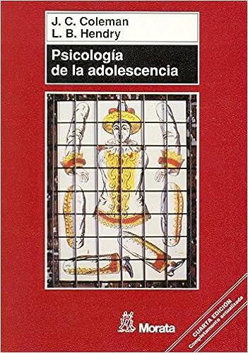 Libro Psicologia De La Adolescencia PDF ePub - LibrosPub