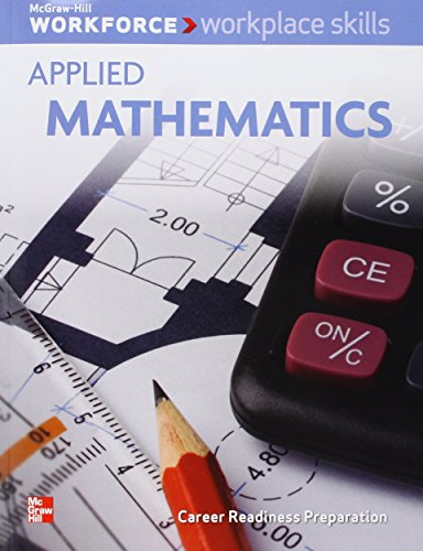 Workplace Skills: Applied Mathematics, Student Workbook (WORKFORCE)