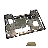 New Replacement Laptop Base Bottom Cover for Dell Latitude E5540 Series W/SC Card Slot H2F7C Black D Shell Cover CN-0H2F7C