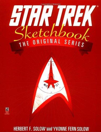 The Star Trek Sketchbook by Brand: Star Trek