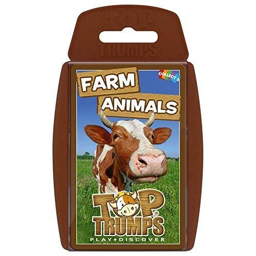 - Farm Animals Top Trumps Card Game