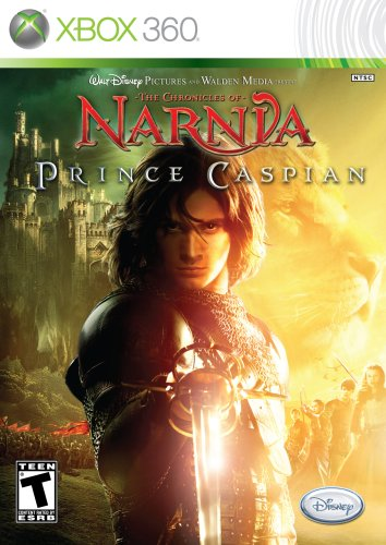 The Chronicles of Narnia: Prince Caspian - Xbox 360 (Xbox 360 Online Games)