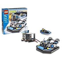 Lego World City hovercraft dock & 13 7045 (japan import)
